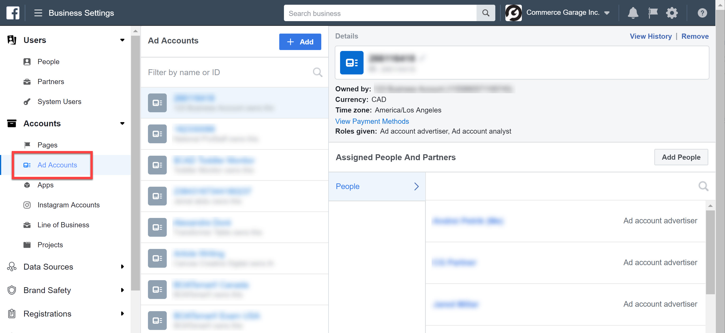 How to Add a Partner to Facebook Business Manager Accounts